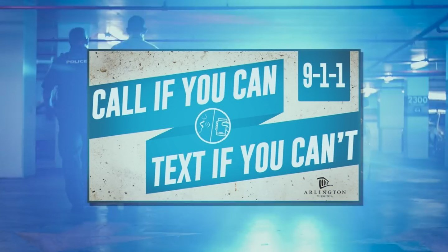 Text-to-911 will help people who can't call 9-1-1 because the nature of their emergency, or people with a speech or hearing disability. (Source: 3TV/CBS 5)