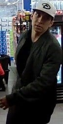 If you recognize this man, call Silent Witness at 480-WITNESS. (Source: Silent Witness)