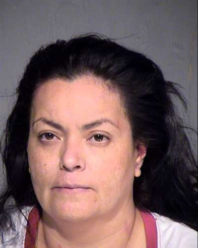 Carisa Aguilar, 42. (Source: Maricopa County Sheriff's Office)