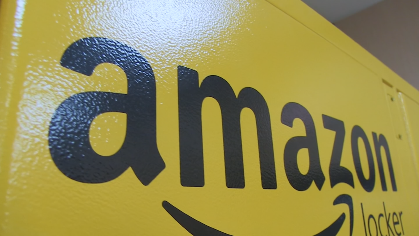 Amazon offers lockers at a growing number of locations, like convenience stores. (Source: 3TV/CBS 5)