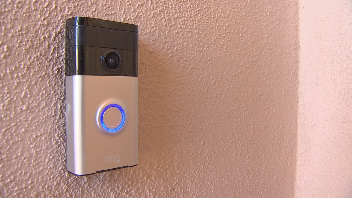 Video doorbells are known for recording evidence of package thefts. (Source: 3TV/CBS 5)
