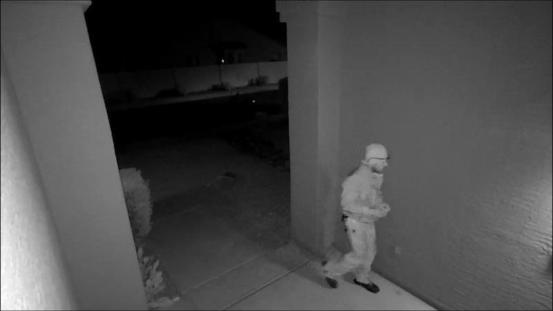 Video doorbells are meant to prevent theft, but now they are the target of thieves in a Scottsdale neighborhood. (Source: 3TV/CBS 5)