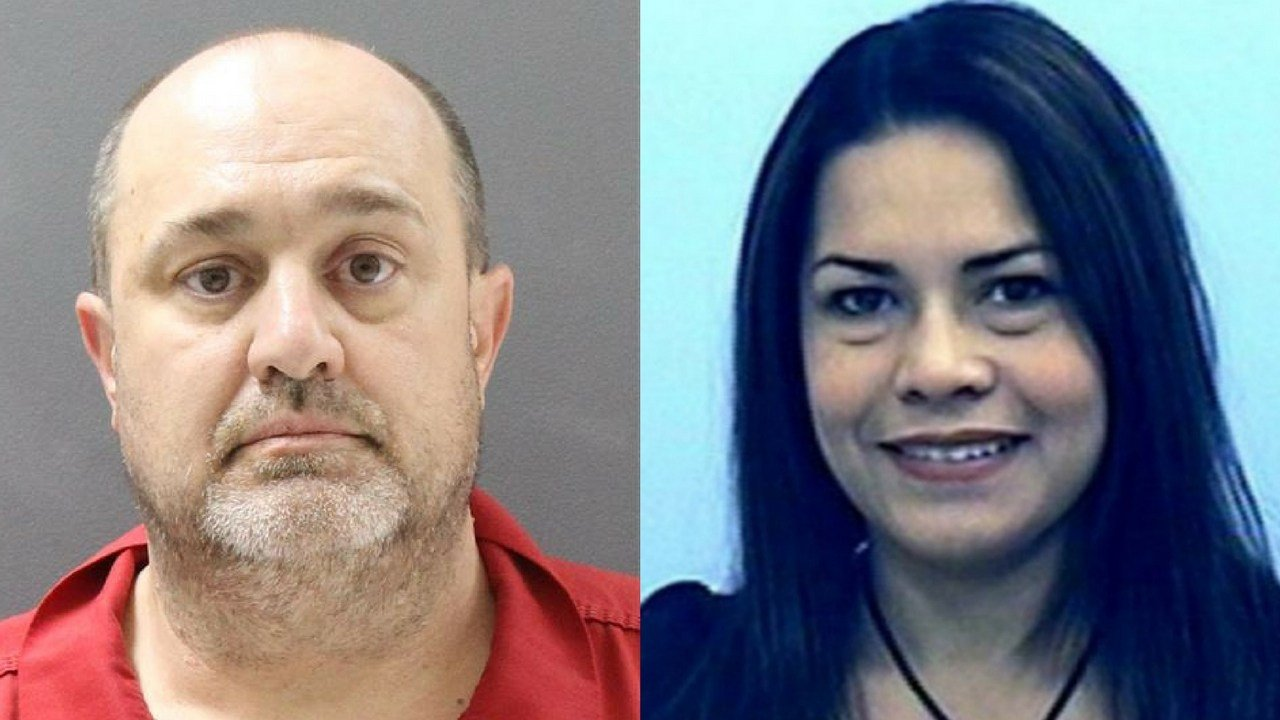 David Pagniano, 55 (left), Sandra Pagniano, 39(Source: Yavapai County Sheriff's Office)