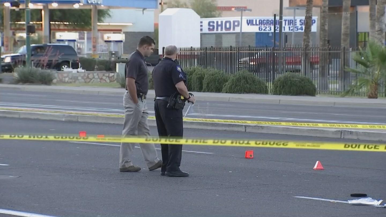 Police investigating hit-and-run crash (SOURCE: 3TV/CBS 5