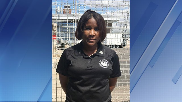 Tiffani Maynor helped save an unresponsive person's life in a parking lot. (Source: Sky Harbor Airport)