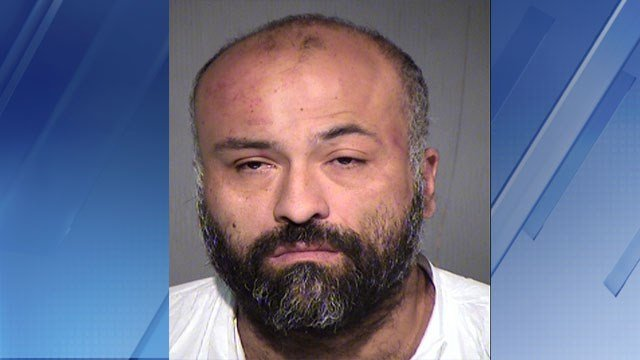 Olanzo Gomez, 42. (Source: MCSO)
