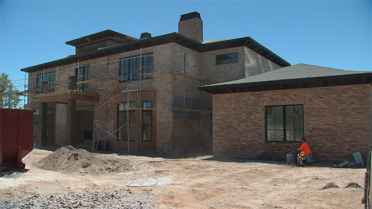 Home are being torn down in some of the most popular areas to make way for new homes. (Source: 3TV/CBS 5)