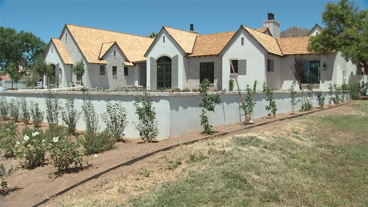 While high-end buyers still want large homes, detail is more important than size. (Source: 3TV/CBS 5)