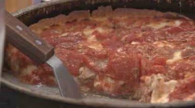 Lou Malnati's Pizzeria is opening its second location in Phoenix. (Source: 3TV/CBS 5)