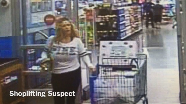 Police looking for this person who took an electronic item and left the Walmart  without paying for it. (Source: Surprise Police Department)