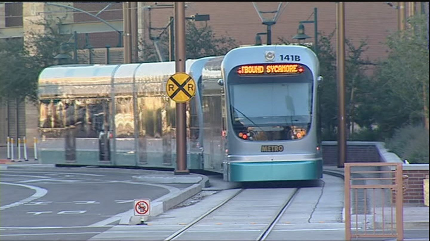 Valley Metro and RSI partnered to prepare light rails for summer heat. (Source: 3TV/CBS 5)