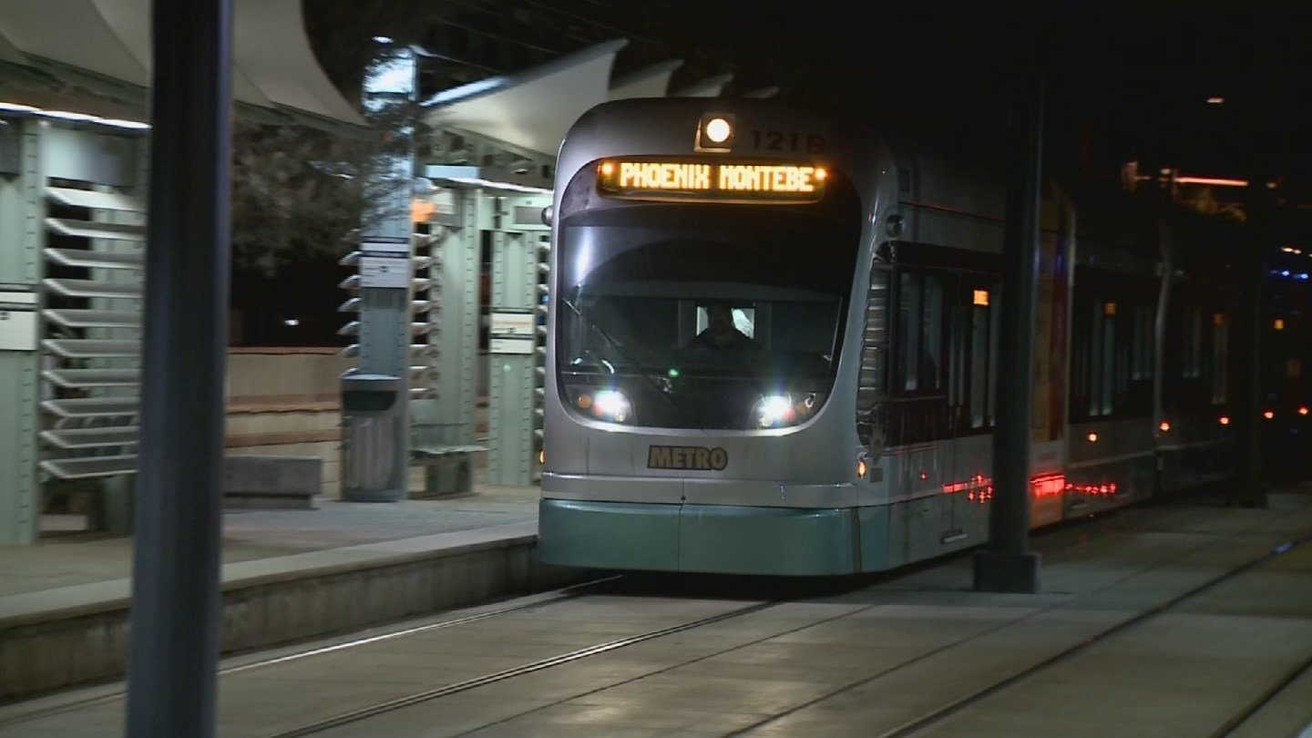 Valley Metro said its one of only a few light rail systems in the world operating in 100 plus degree heat. (Source: 3TV/CBS 5)