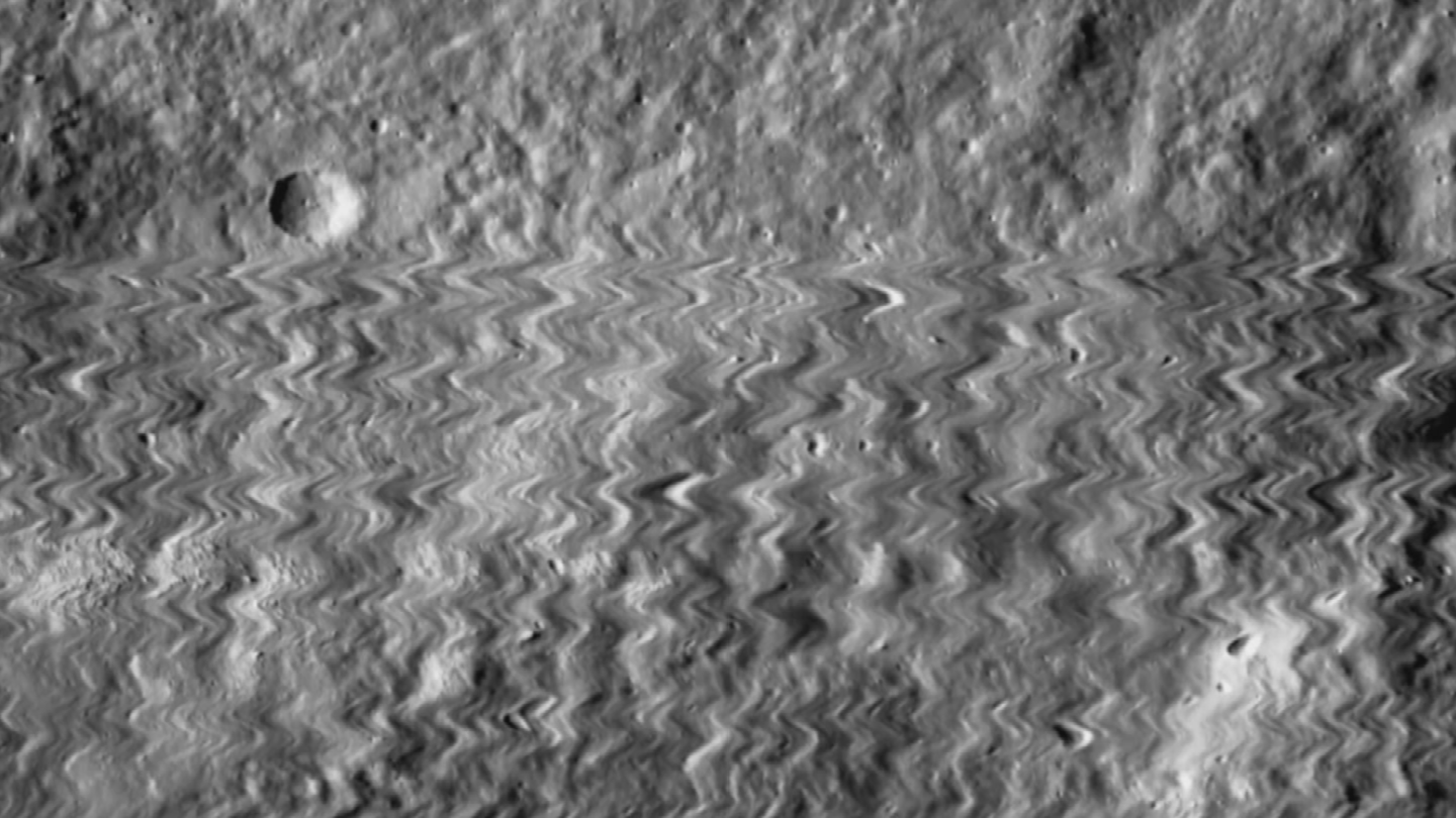 The orbiter is only capturing images 5 percent of the time, so it's possible other meteoroids have hit in its 8 years of circling the moon. (Source: 3TV/CBS 5)