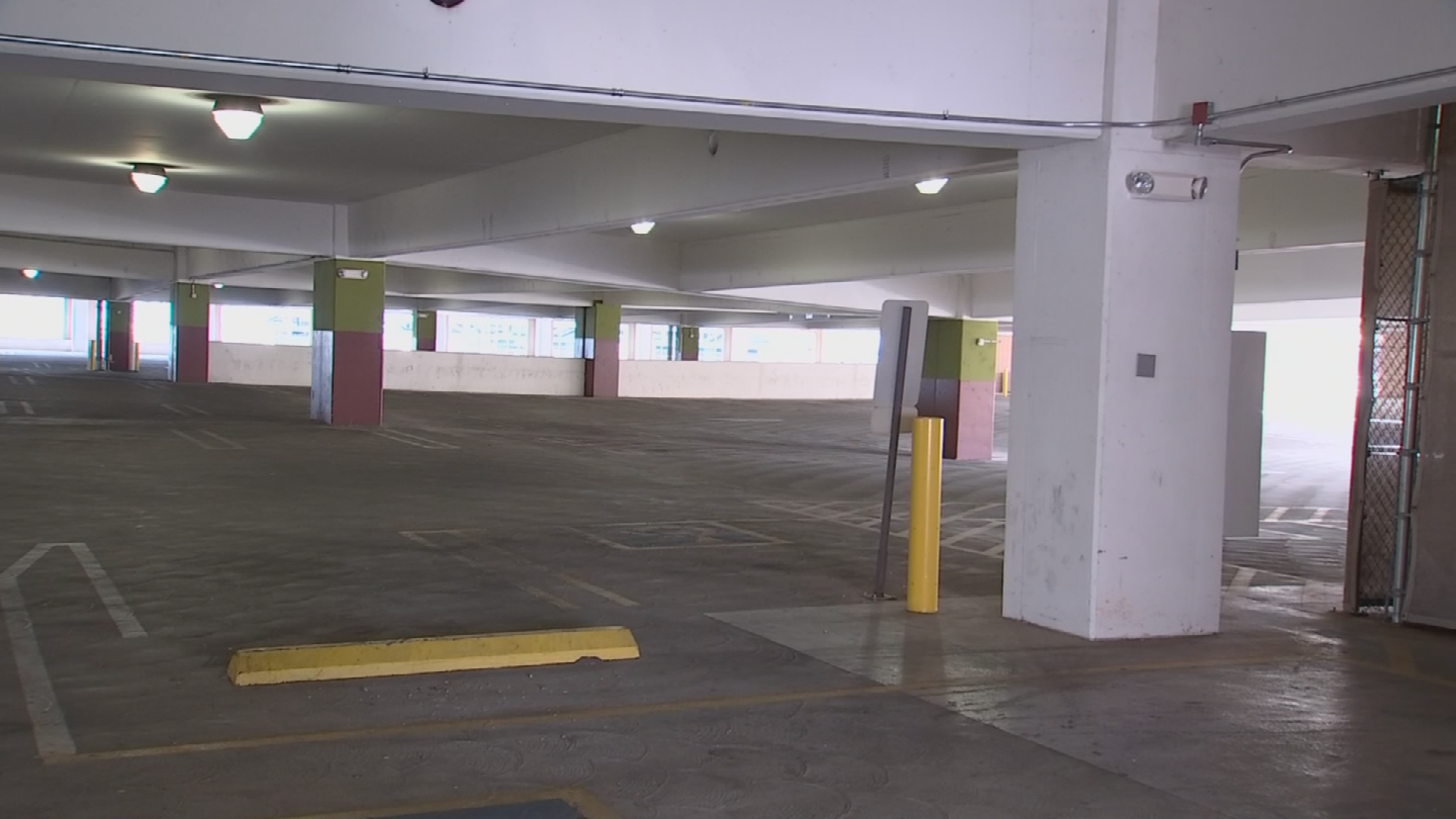 The garage they plan to lease is located right near Chase Field. (Source: 3TV/CBS 5)