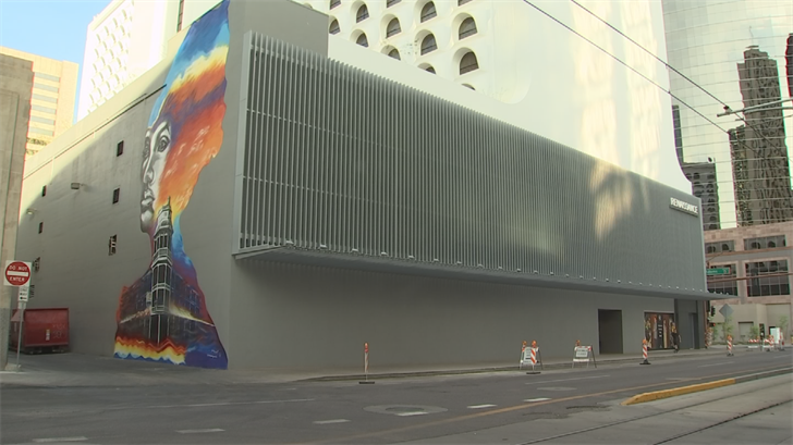 "It's called ""Malinda"" and it pays tribute to the legacy of the Renaissance Phoenix Downtown Hotel and the life of Malinda Curtis. (Source: 3TV/CBS 5)"
