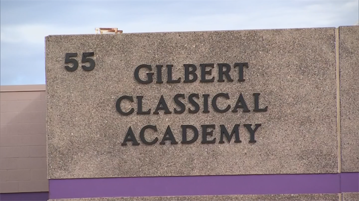 The board also voted 5-0 to move Gilbert Classical Academy into that campus. (Source: 3TV/CBS 5)
