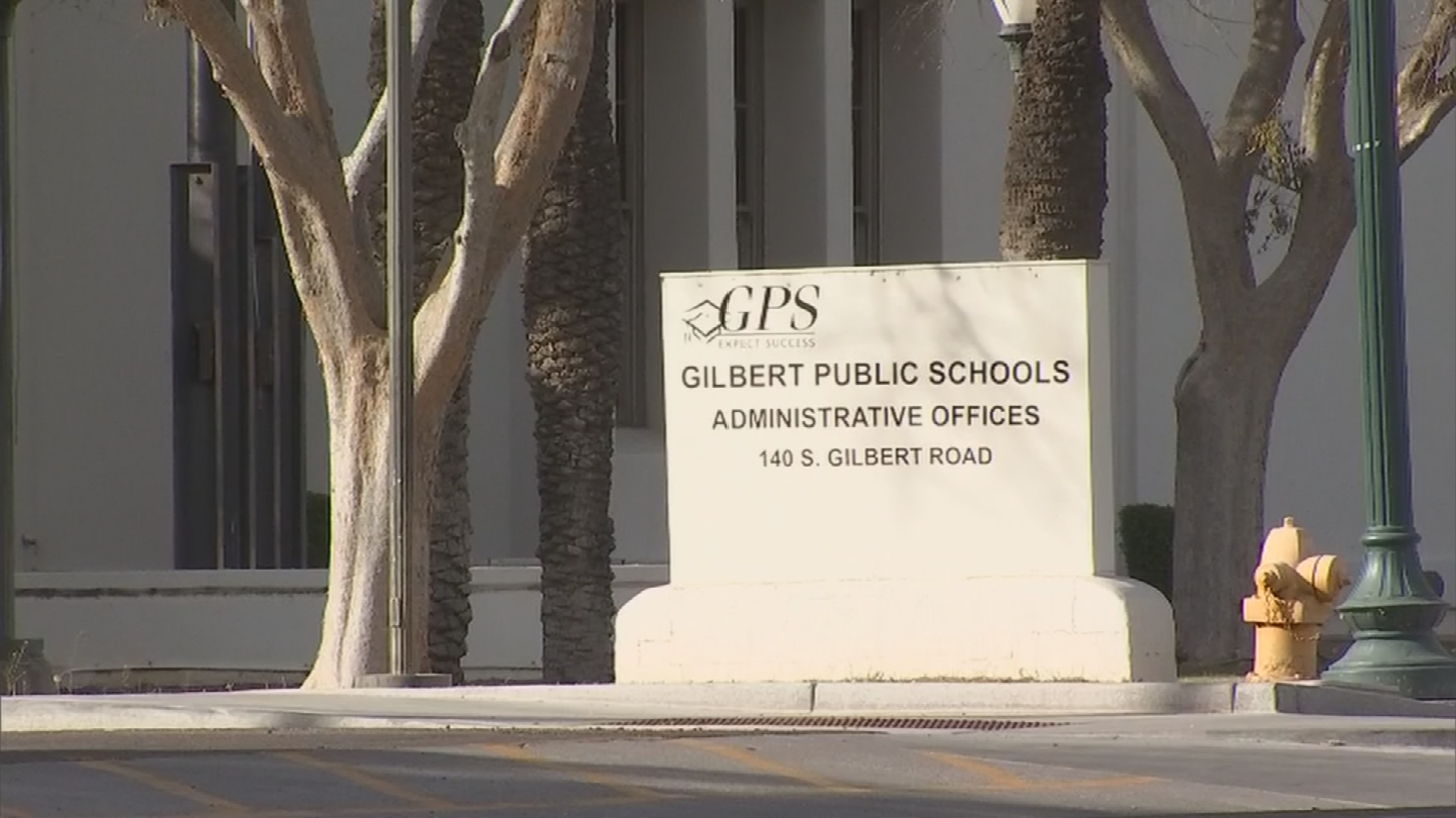 "The reason why they decided to close Gilbert Junior High School was because enrollment had ""significantly declined."" (Source: 3TV/CBS 5)"