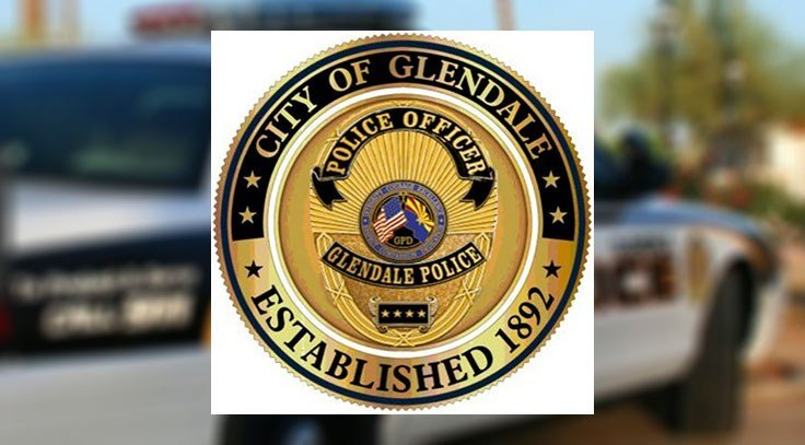 Glendale Police Department logo. (Source: 3TV/ CBS 5)