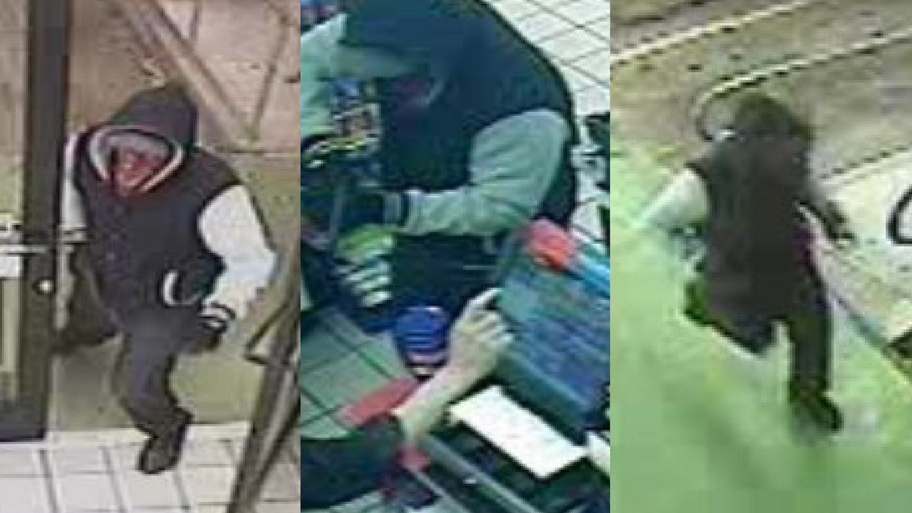 An armed robbery suspect robbed a Mesa Circle K employee at gunpoint. (Source: Silent Witness)