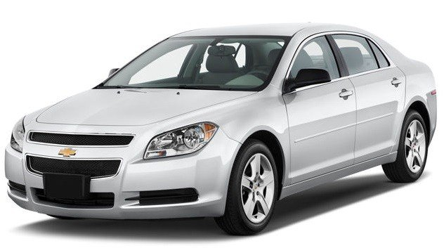 A stock photo of the suspects vehicle - not the actual suspect vehicle. (Source: Silent Witness)