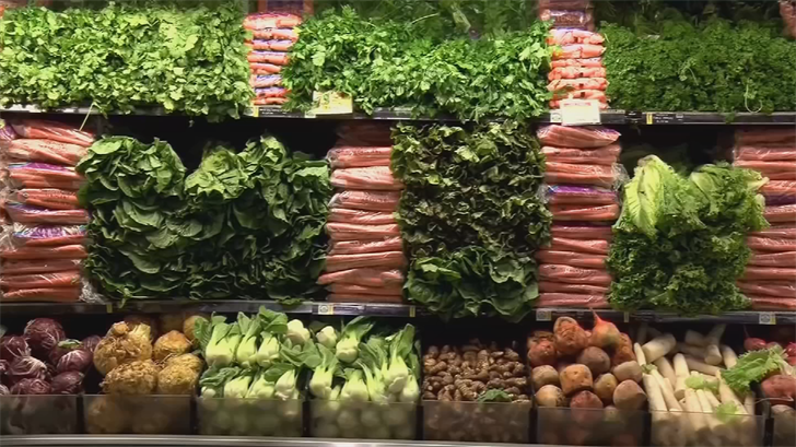 Maintaining a healthy diet is one of the key things you can do to reduce risk. (Source: 3TV/CBS 5)