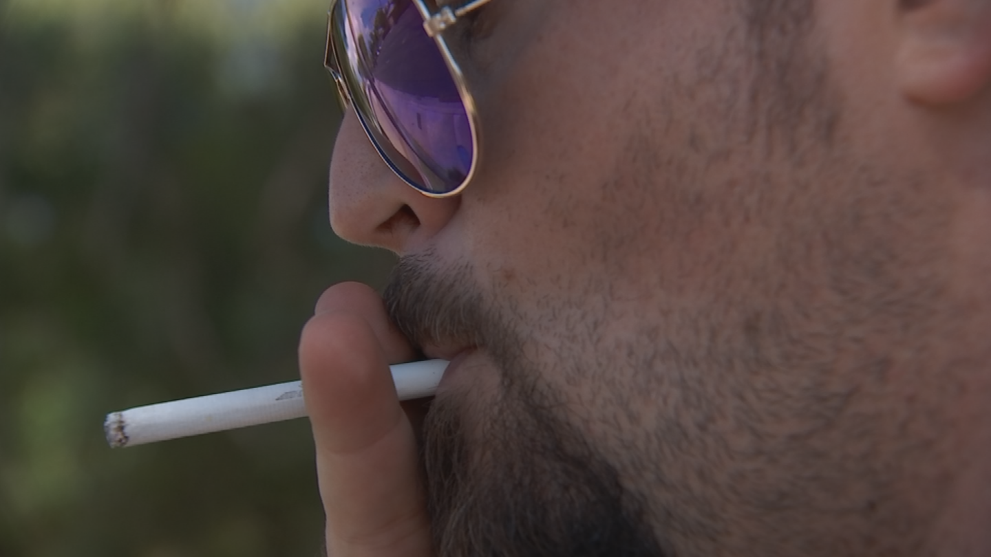 Doctors recommend stopping smoking to prevent cancer or better yet, don't even start. (Source: 3TV/CBS 5)