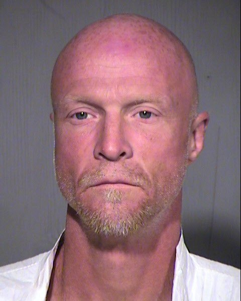 Robbie Hagle, 44. (Source: Maricopa County Sheriff's Office)