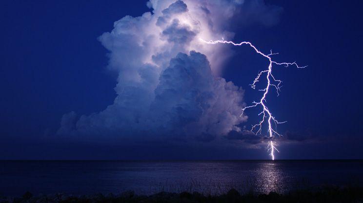 Positive Lightning. (Source: Karen Swanson Photography)