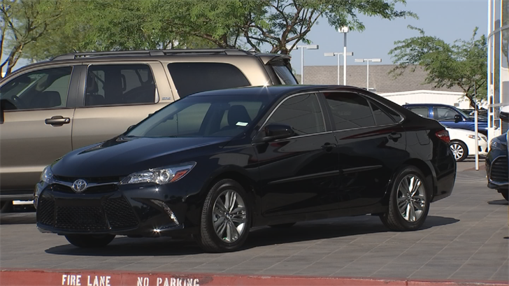 Car sales now represent about 38 percent of the market with more consumers preferring SUVs and trucks. (Source: 3TV/CBS 5)