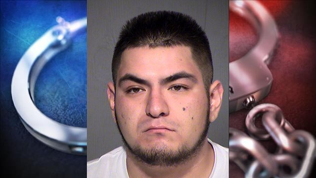 Jonathan Suarez, from Yuma. (Source: Maricopa County Sheriff's Office)