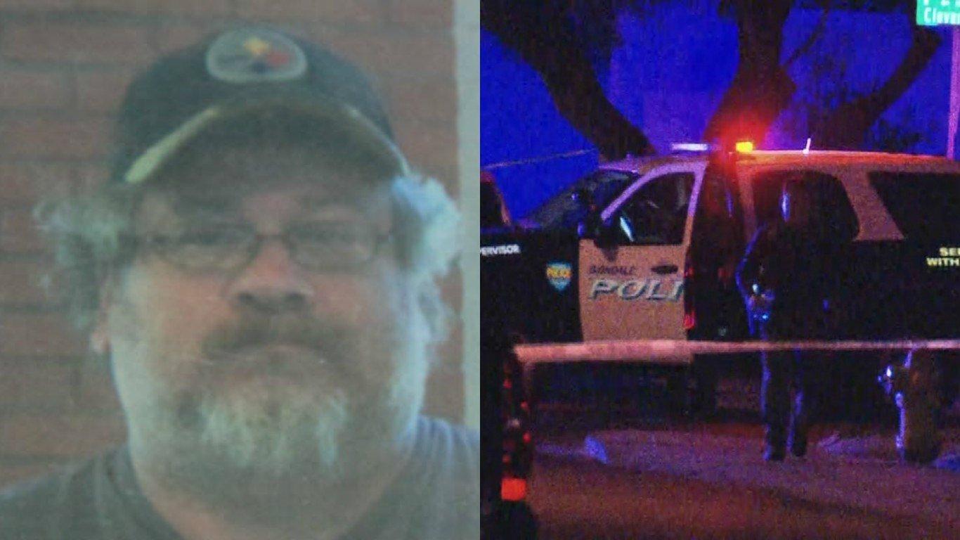 Donald Lee Cramer (Source: Glendale Police Dept. and 3TV/CBS 5)