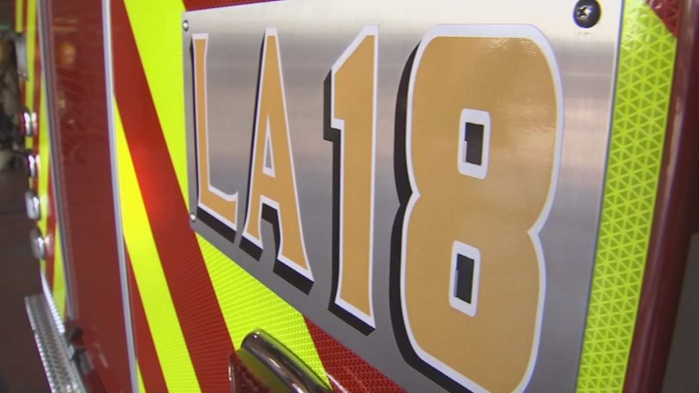 LA18 is short for Low Acuity 18 and it cost little more than the labor to put it all together. (Source: 3TV/CBS 5)