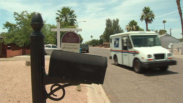 Currently, 75 percent of people living on a Phoenix street need to approve of a name change before it's made. (Source: 3TV/CBS 5)