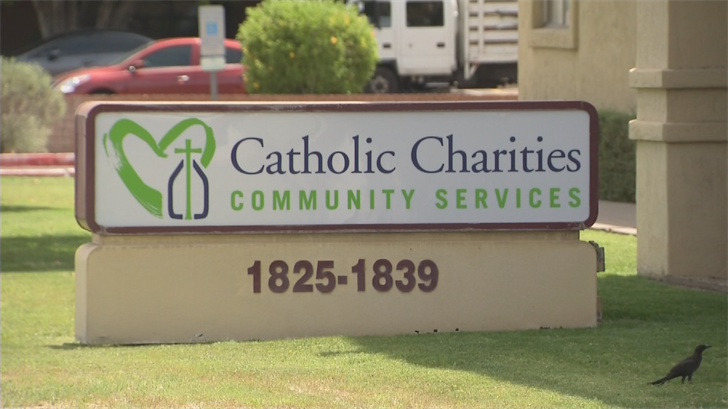 Catholic Charities has applied for state funding that comes with an obligation to house some chronically homeless and mentally ill. (Source: 3TV/CBS 5)