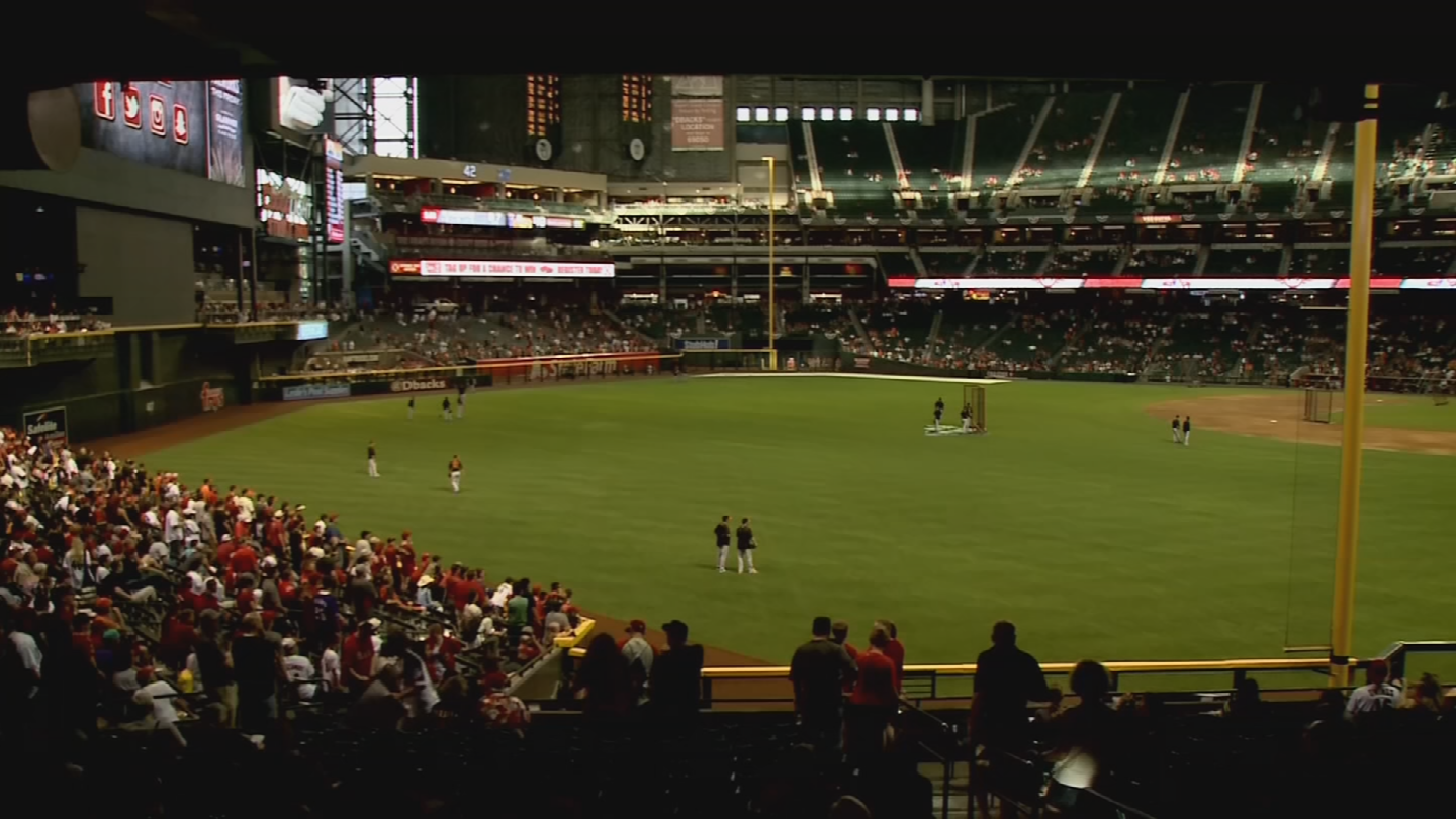 The D-backs want the County to pay for about $187 million in upgrades. (Source: 3TV/CBS 5)