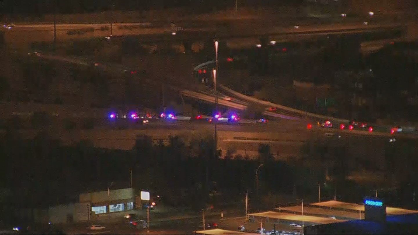 Both males were in separate vehicles. (Source: 3TV/CBS 5)