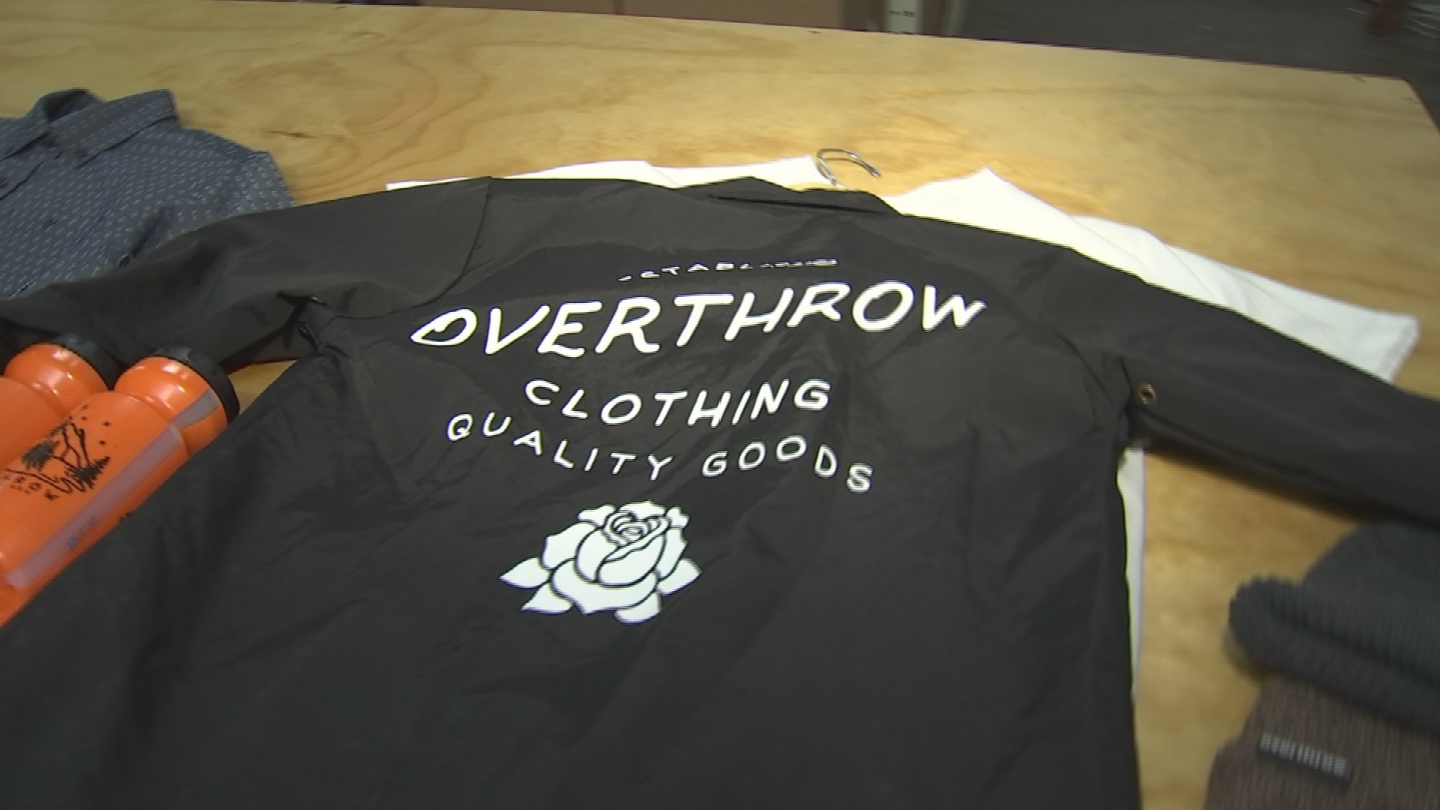 Starting June 12, the Overthrow Warehouse in Tempe is open to the public. (Source: 3TV/CBS 5)