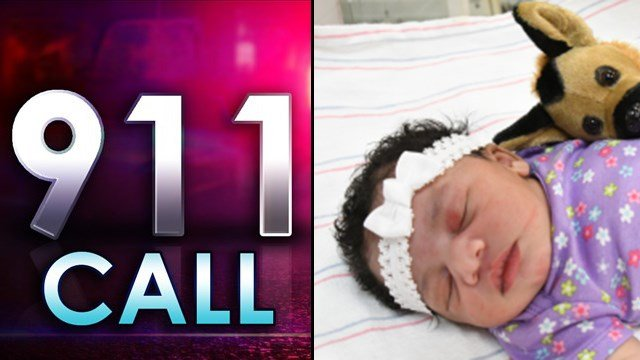 The Tempe Police Department released on Wednesday the 911 call made after a passerby found an abandoned newborn girl. (Source: 3TV/CBS 5/Tempe Police Department)