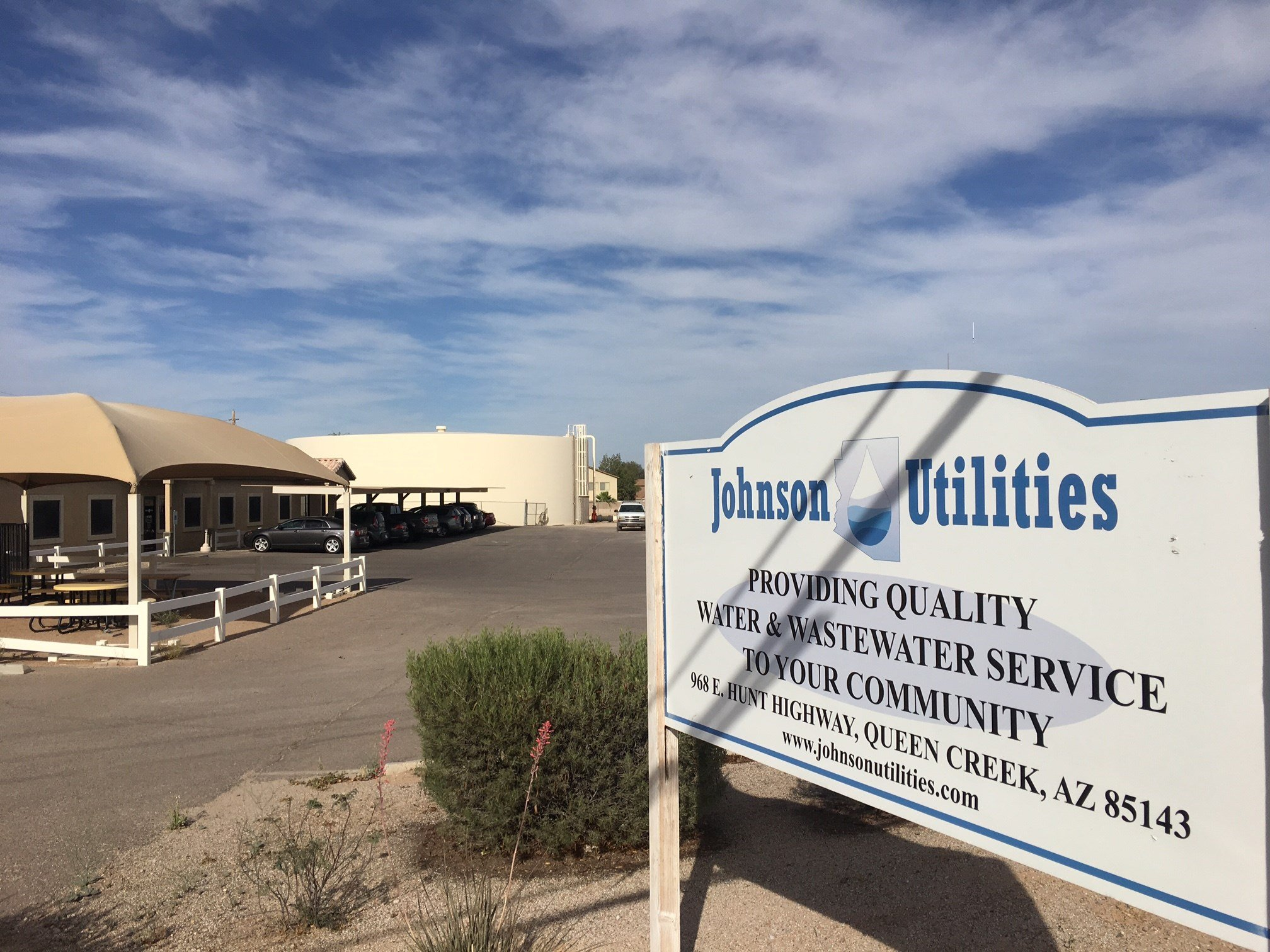 Johnson Utilities (Source: 3TV/CBS 5)
