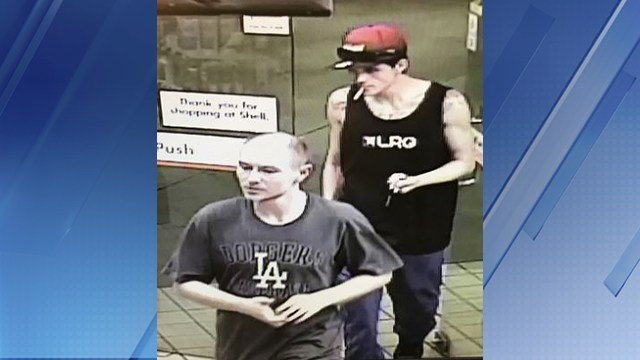 Police were searching for two men suspected of burglaries in the north Scottsdale area. (Source: Scottsdale Police Department)