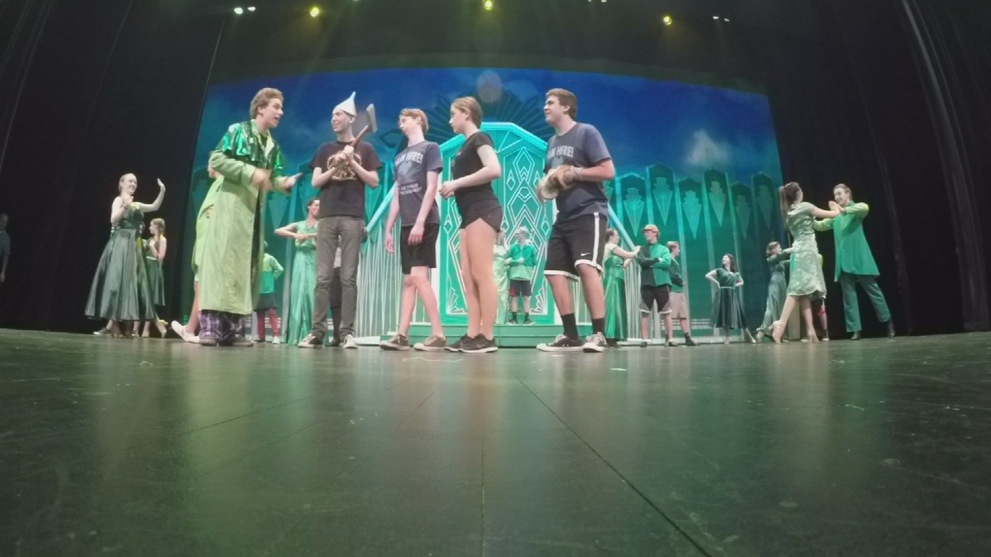 """The Herberger Theater Center is hosting""""The Wizard of Oz"""" fromJune 9to 25. (Source: 3TV/CBS 5)"""