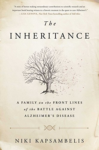 'The Inheritance: A Family on the Front Lines of the Battle Against Alzheimer's Disease' is a book based on DeMoe's family tree. (Source: Amazon.com)