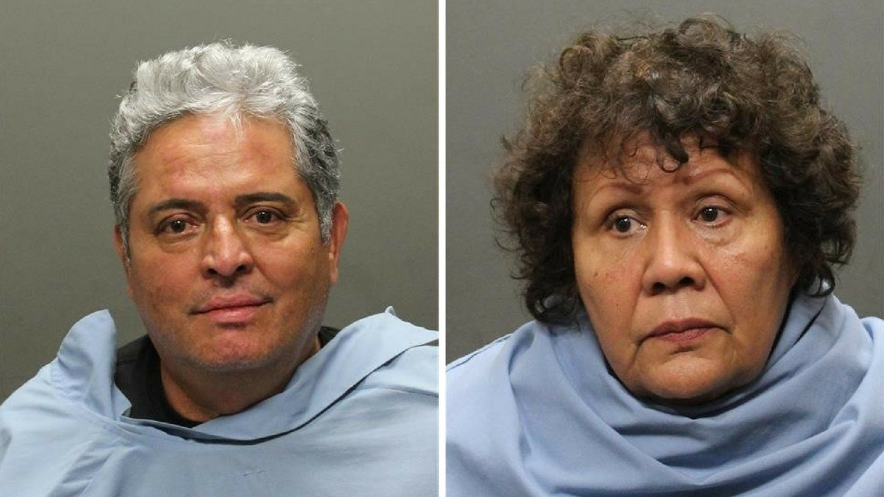 Jose Contreras, 57 left, Maria Valenzuela, 66, both indicted on charges related to running fake dentist practices in Tucson (Source: Attorney General Mark Brnovich)