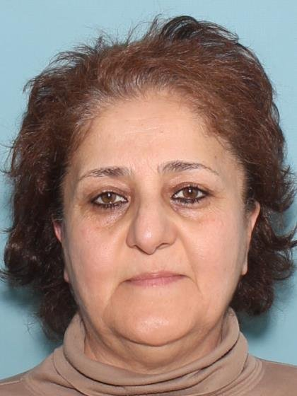 Amal Bahjat, age 57, found dead in home (Source: Surprise Police Department)