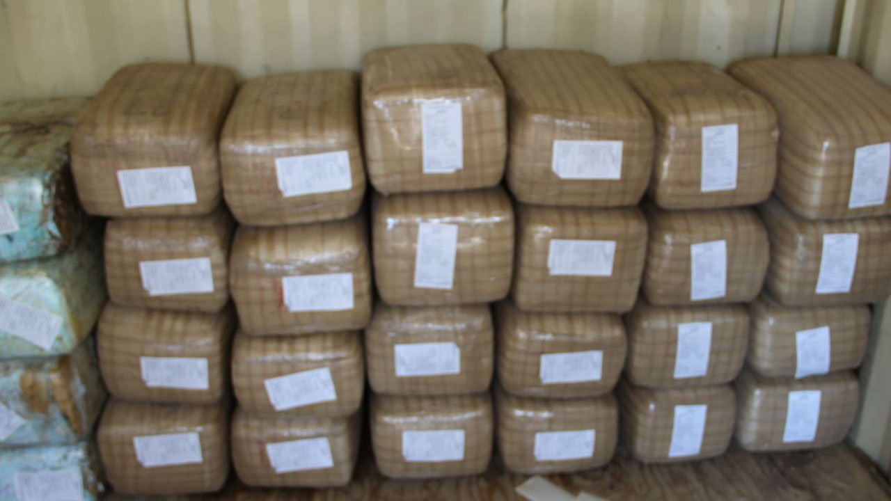 A Benson woman was arrested with half-a-million dollars in marijuana. (Source: U.S. Customs and Border Protection)
