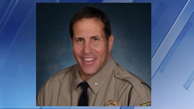 Heston Silbert, Deputy Director of Arizona Department of Public Safety (Source: Arizona DPS)