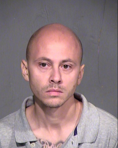 Alan Donato Feliciano, 37. (Source: Maricopa County Sheriff's Office)