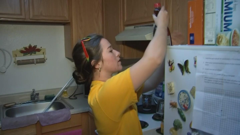 Volunteers clean up for senior community (Source: 3TV/CBS 5)