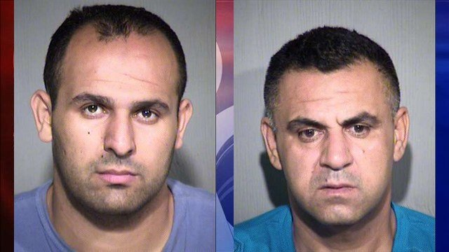 """An Arizona grand jury indicted brothers Omar and Nathmi Abuarar for allegedly selling the synthetic drug called """"spice"""" in mini-markets in the Phoenix metro area. (Source: Arizona Attorney General's Office)"""