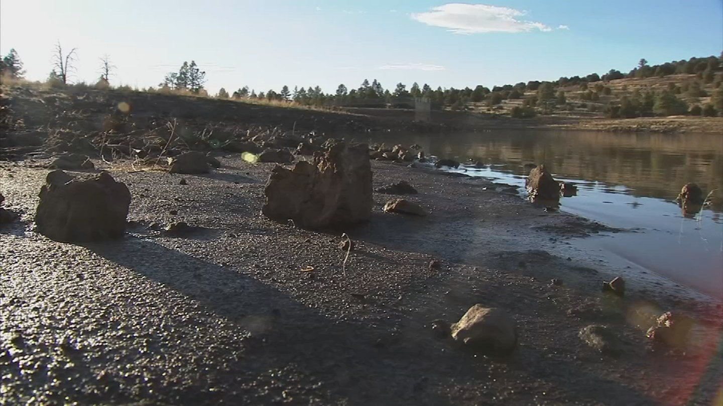 Researchers are working on a mapping project that will chronicle climate change, population growth, oil drilling and other factors in an area that stretches across Arizona, Colorado, New Mexico and Utah. (Source: 3TV/CBS 5)